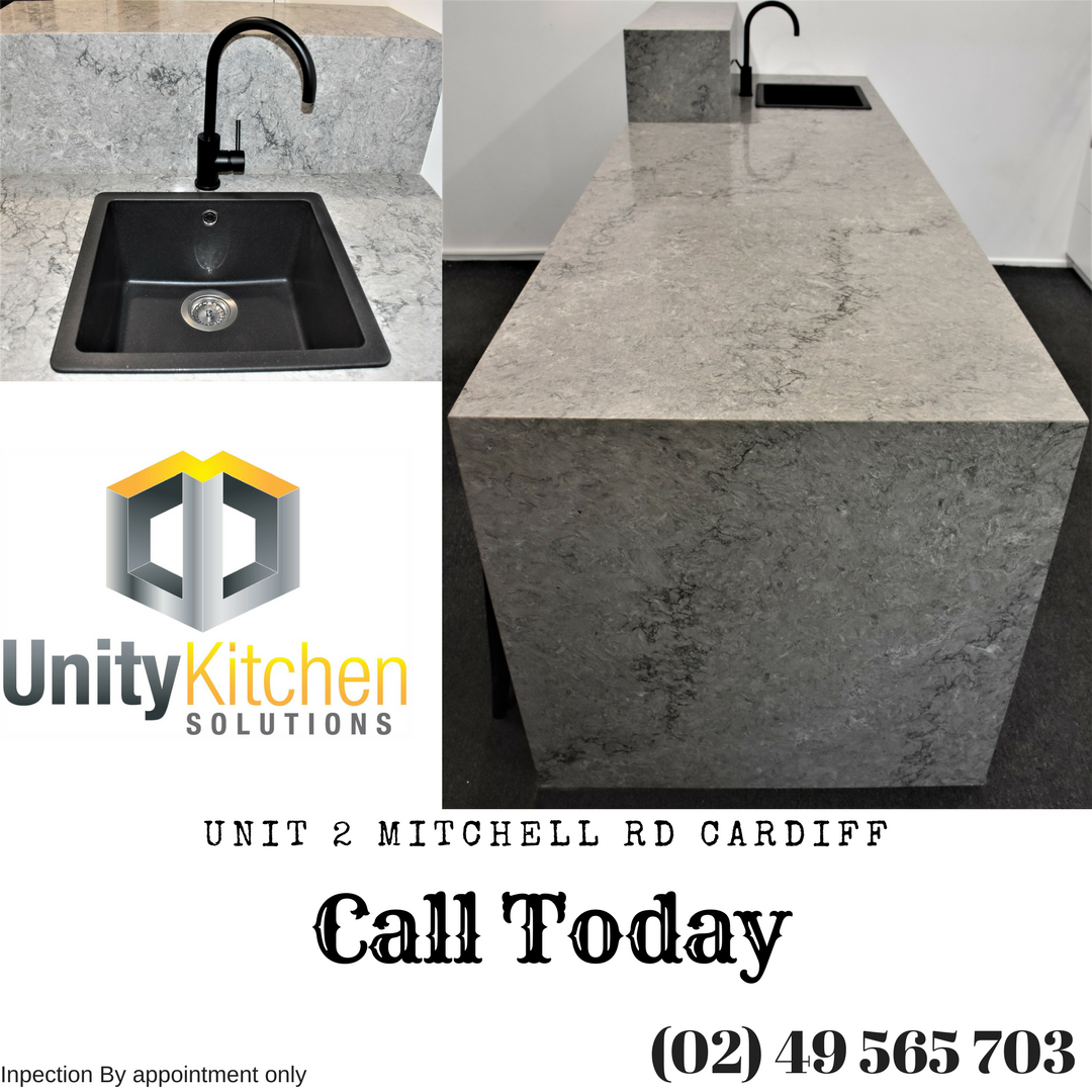 Unity Kitchen's SHOWROOM - Unity Building Solutions